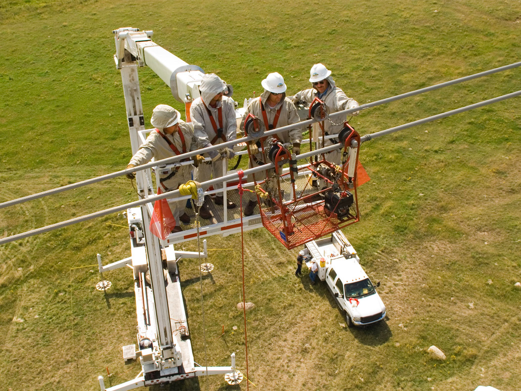 Basin Electric Linemen