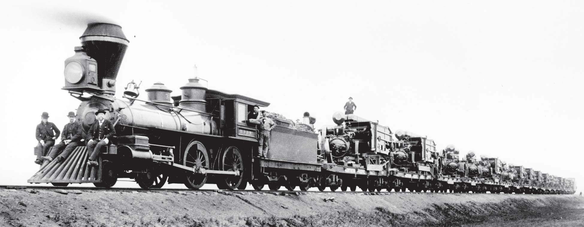 The Northern Pacific Railroad