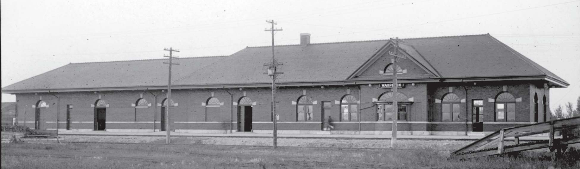 Great Northern Railway Depot