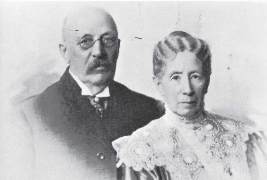 James Power and Mrs. Power