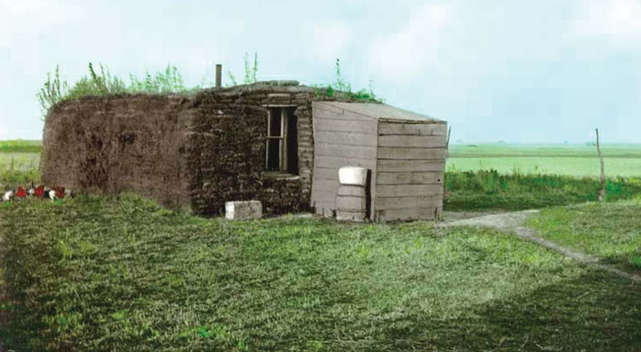 Section 4: Homes | North Dakota Studies