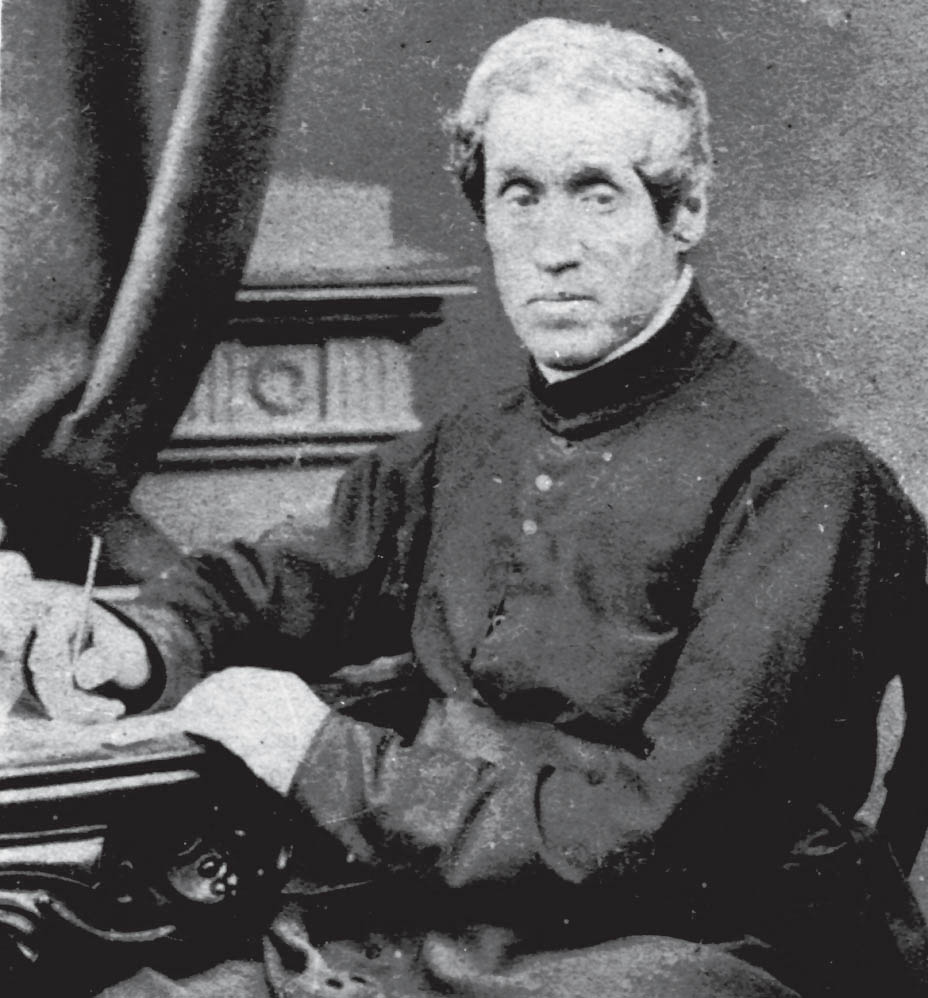 Father George Belcourt