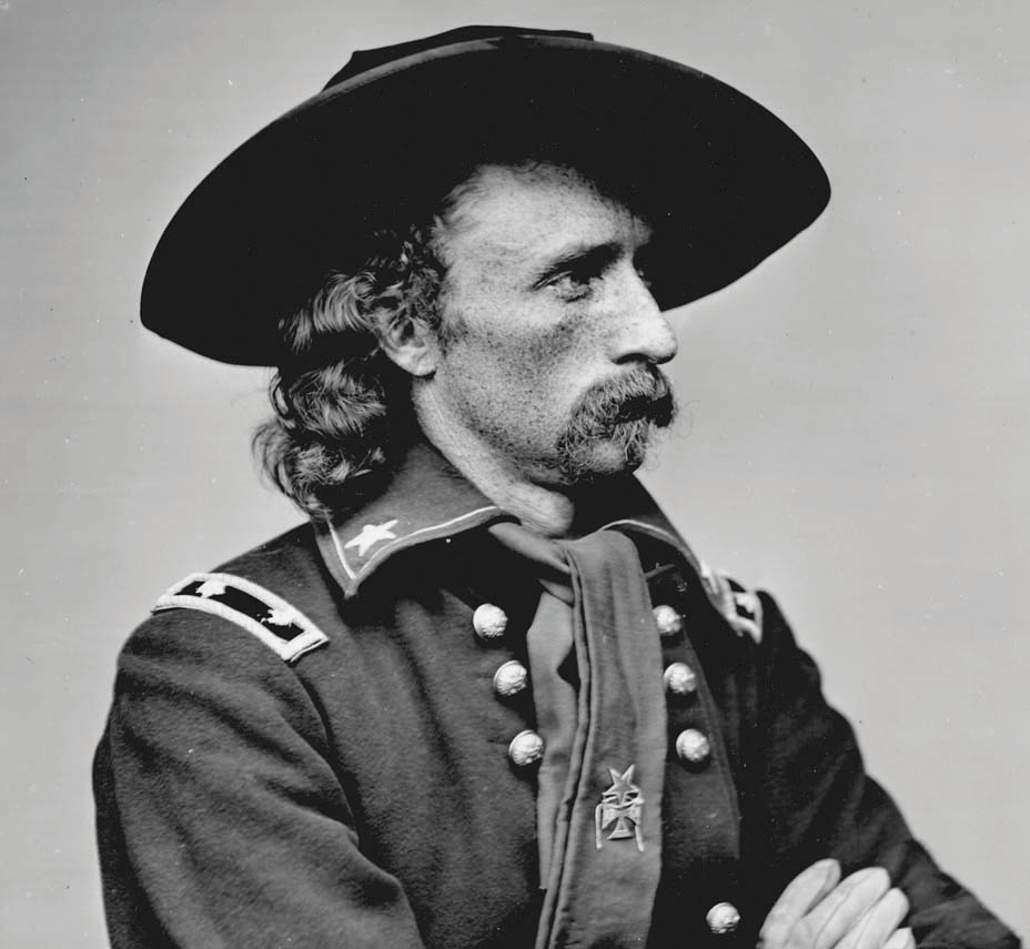 Lt. Colonel George Armstrong Custer
