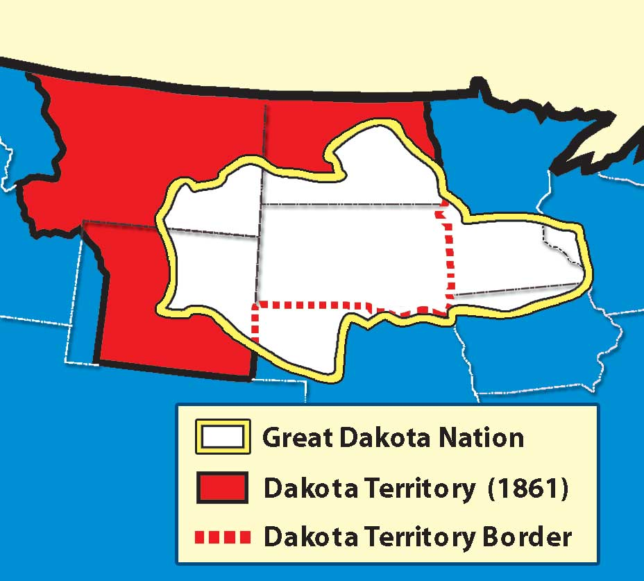 The Great Dakota Nation.