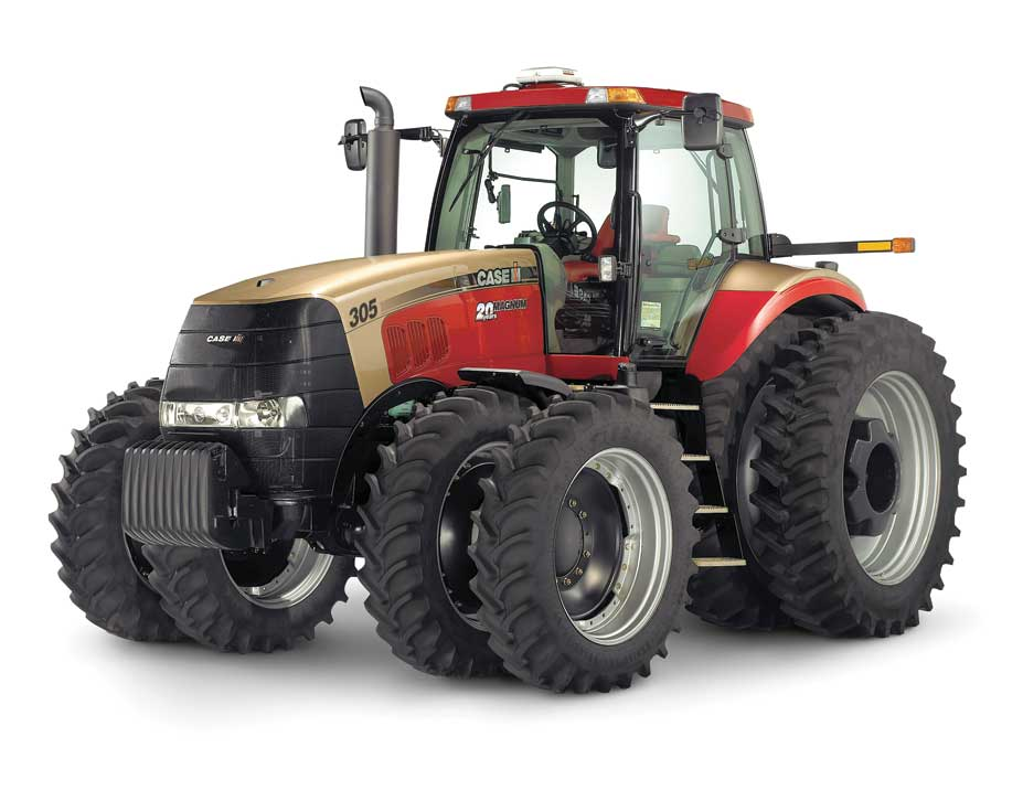 Figure 147. This Case-IH tractor