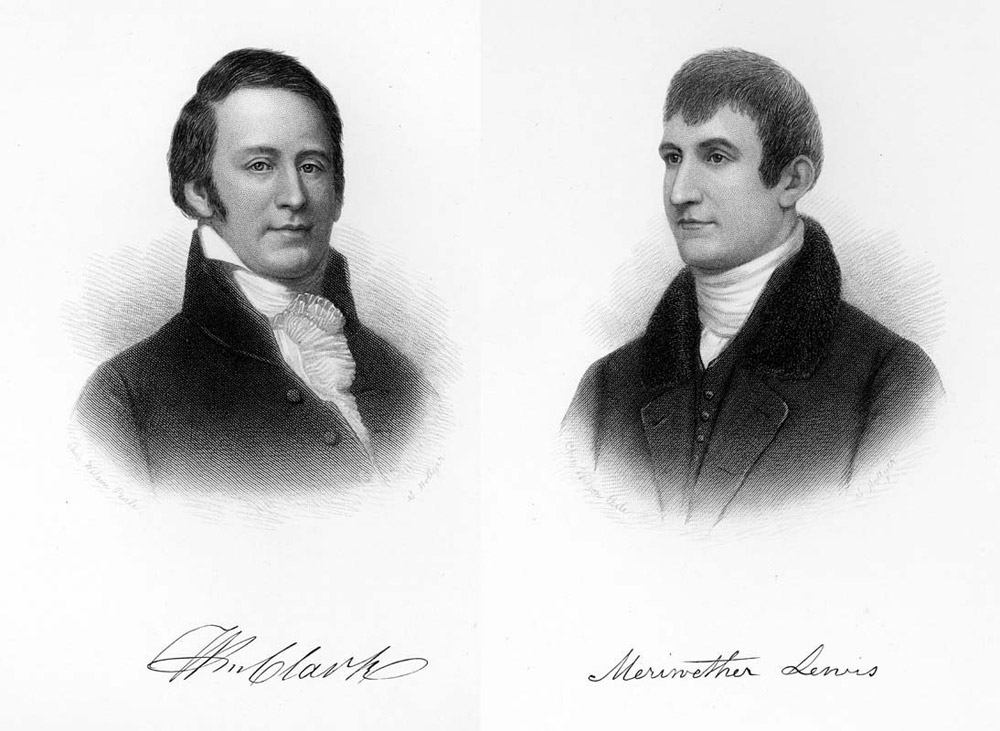 Lewis and Clark Portraits