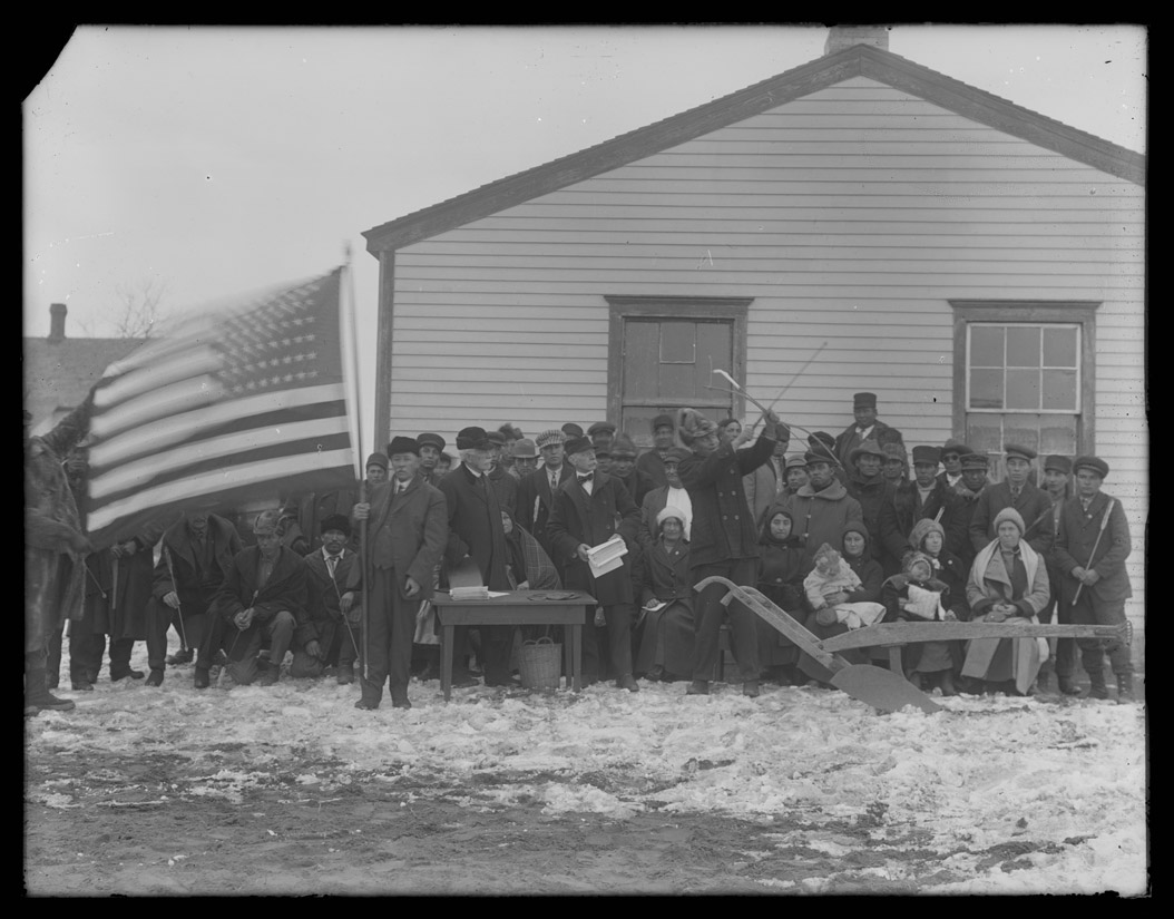 Giving citizenship to the Indian 12/18/1917