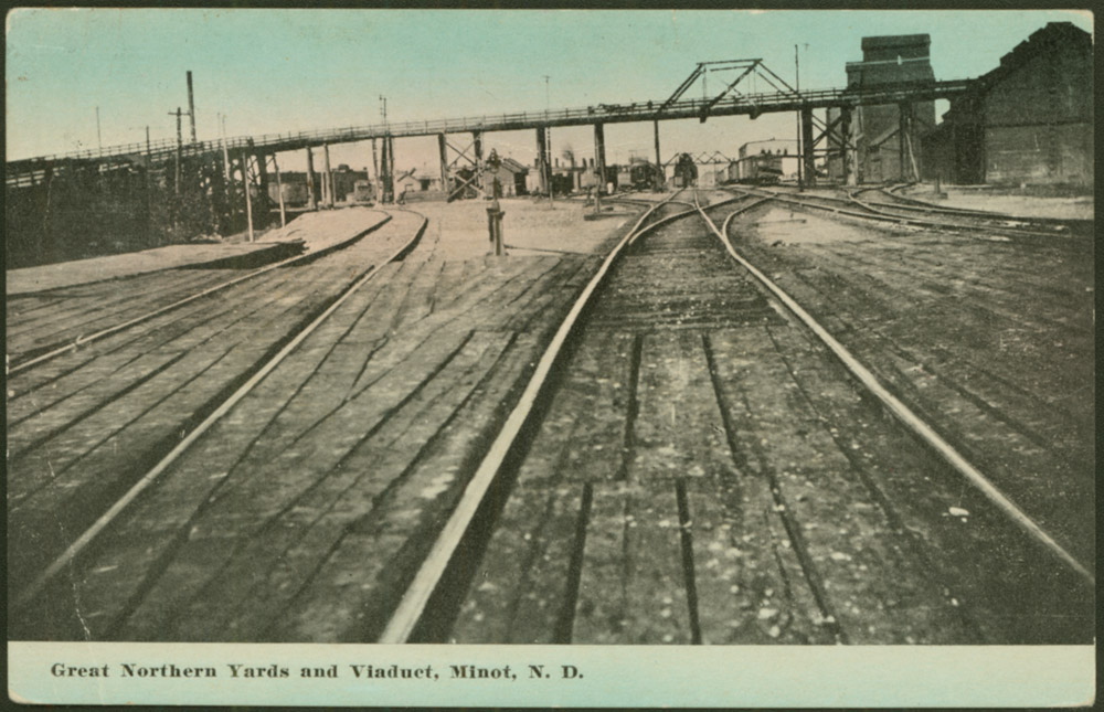 Great Northern Yards
