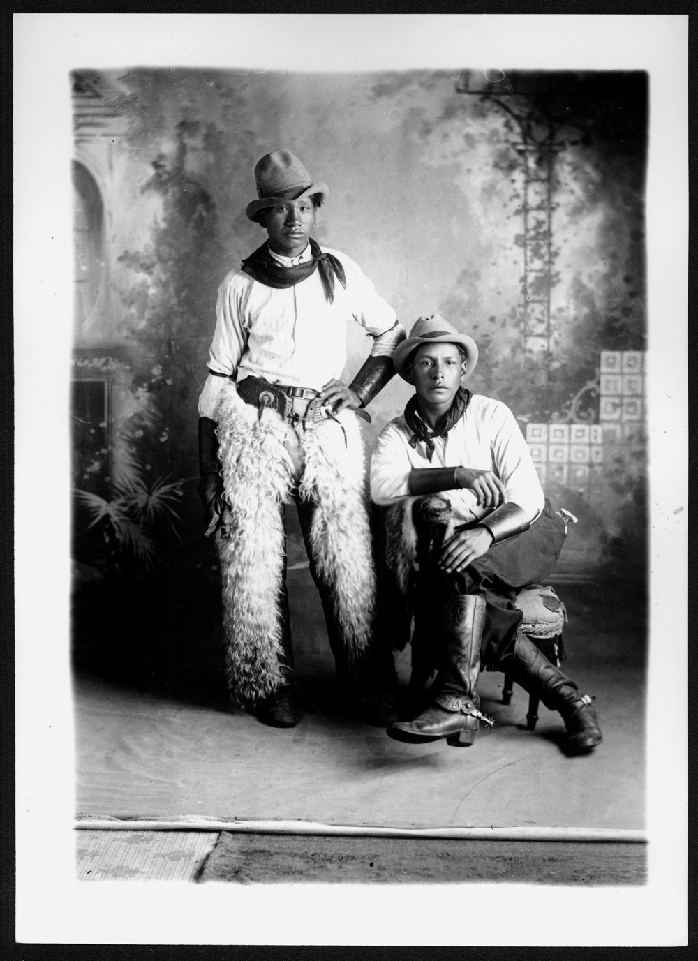 Indian Cowboys and Henry Lawrence