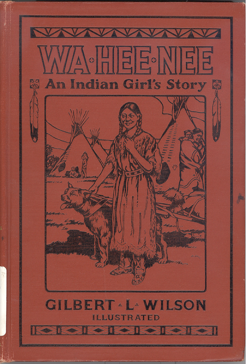 Waheenee Book Cover