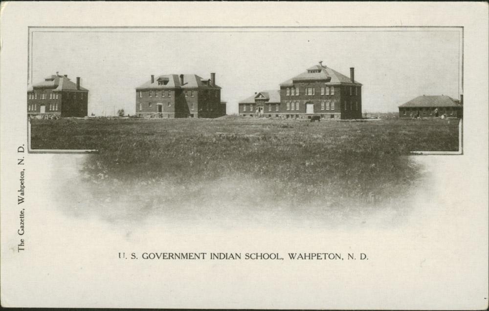 Section 5 Indian Boarding Schools North Dakota Studies