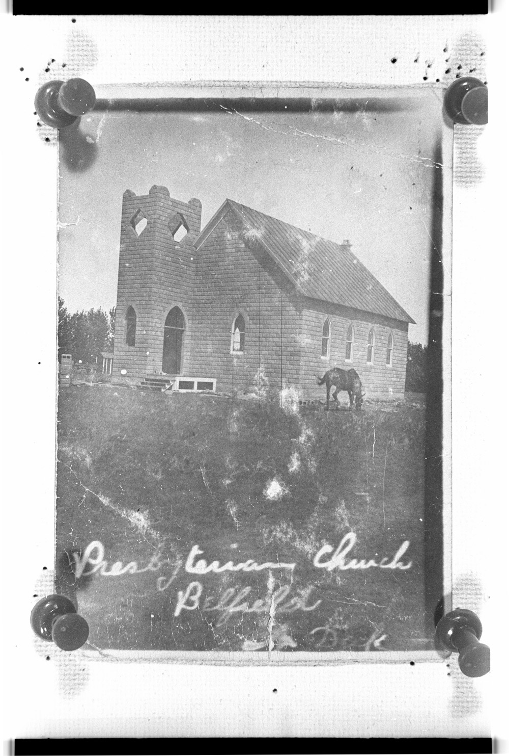 Presbyterian Church - Belfield ND