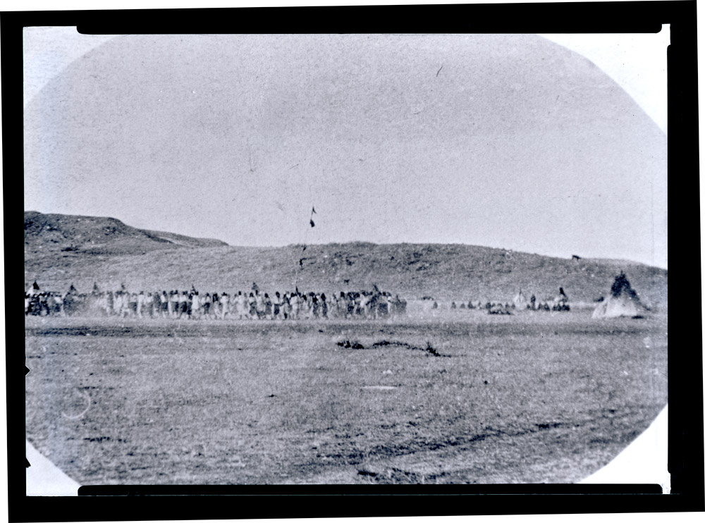 Sitting Bull's Ghost Dance