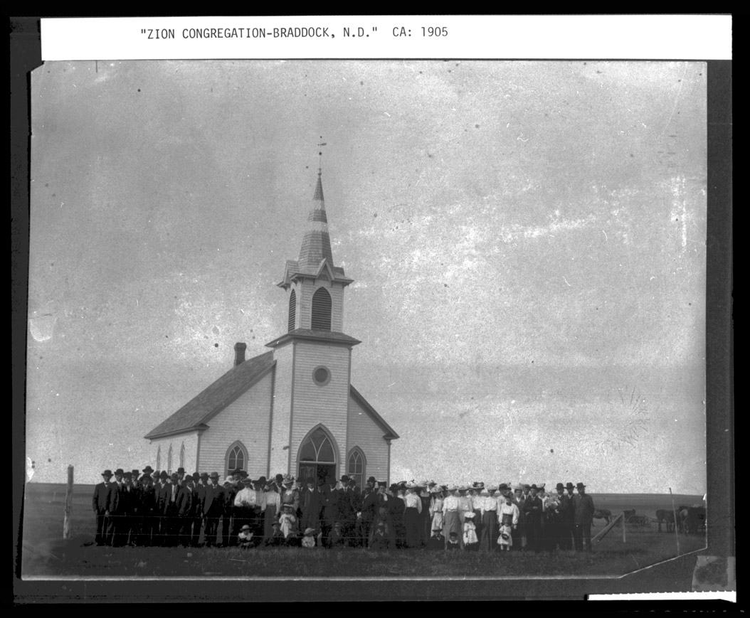 0281-0069 Zion Congregational Church, Braddock