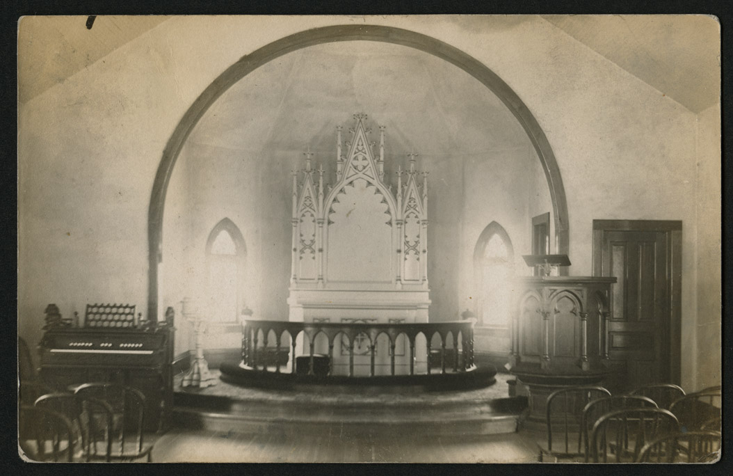 2000-P-021-02.  Harvey Church, 1910