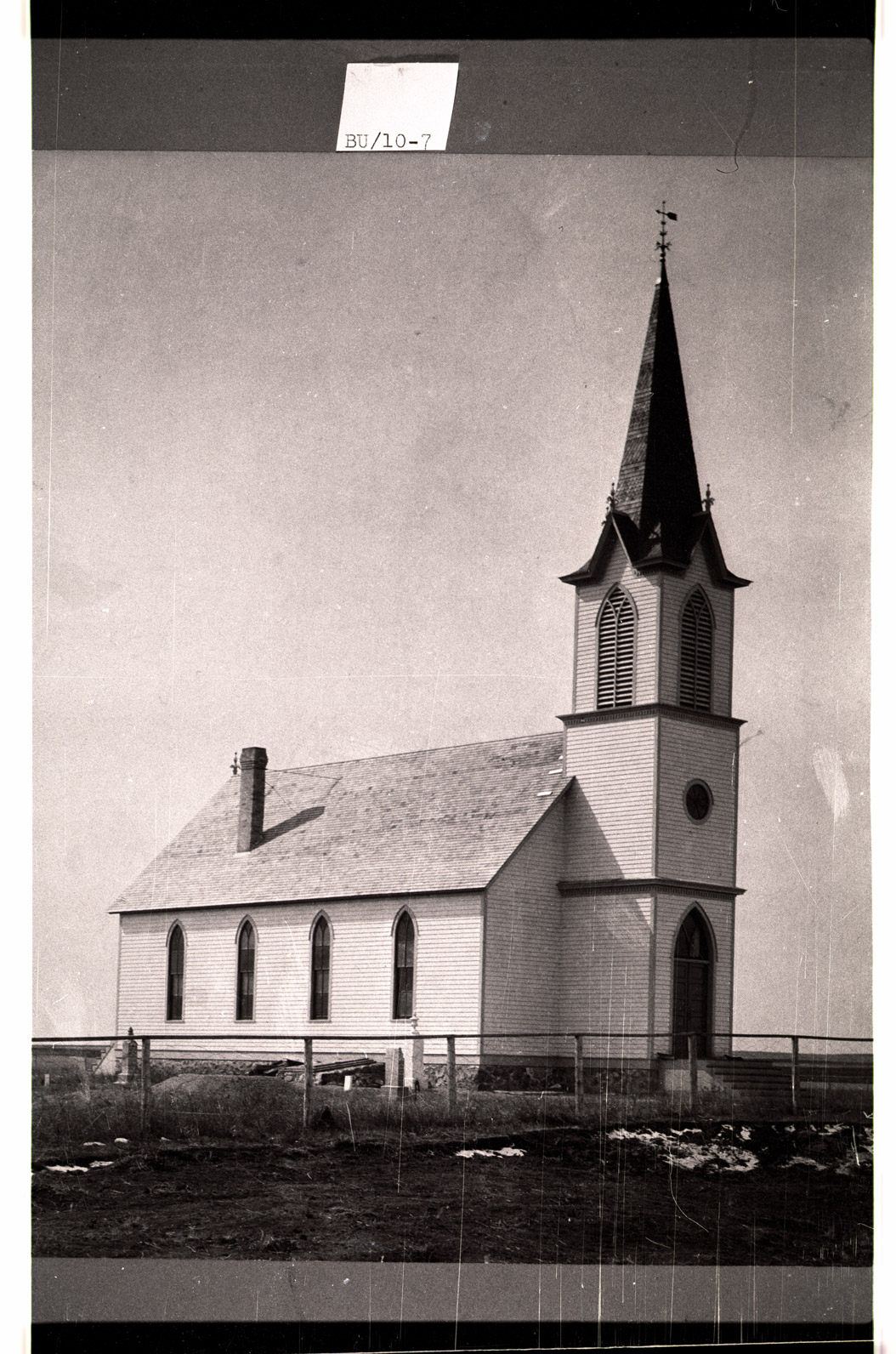 0032-BU-10-07  Elm Grove Lutheran Church, McCanna, 1900