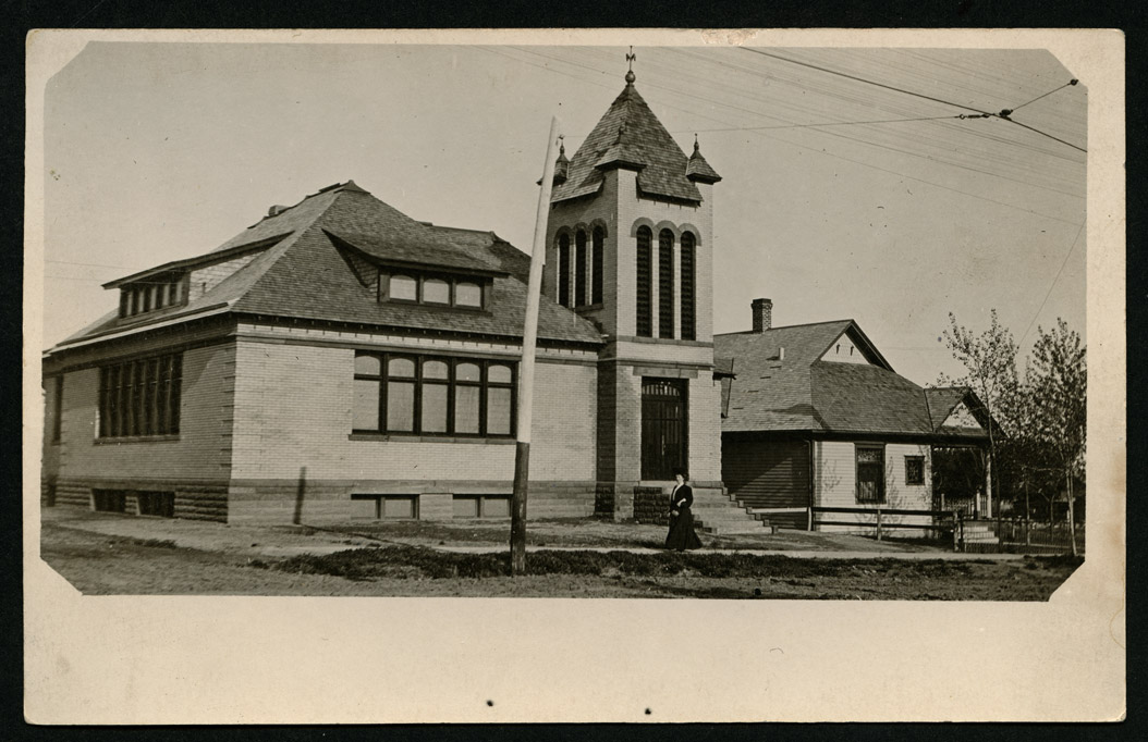 A3358-0001 First Baptist Church, Bismarck