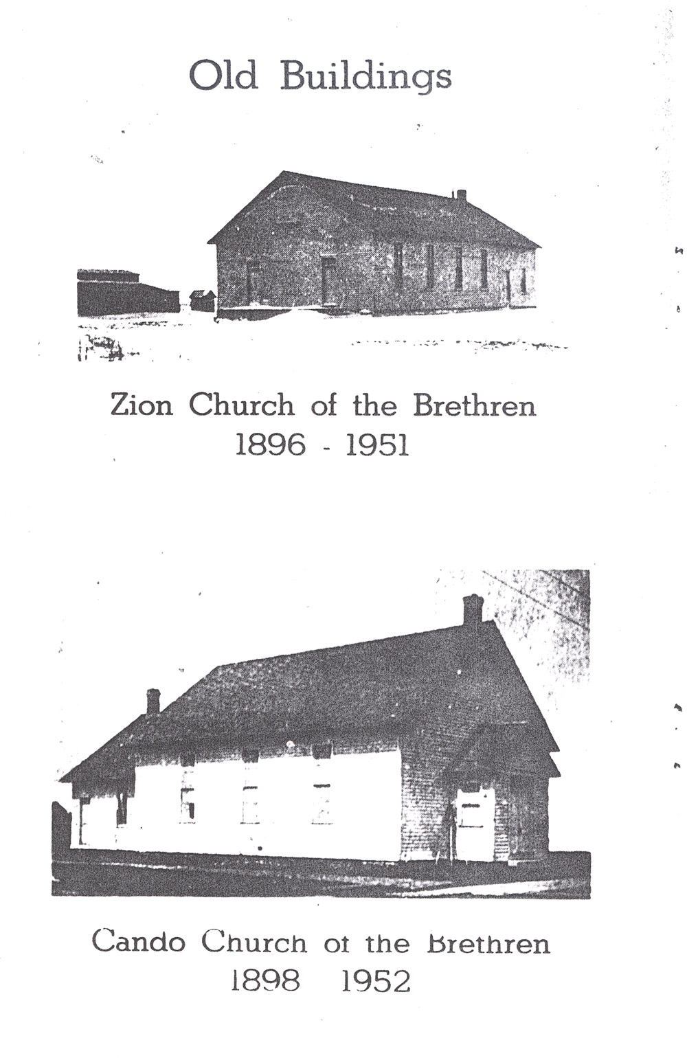 Brethren Churches