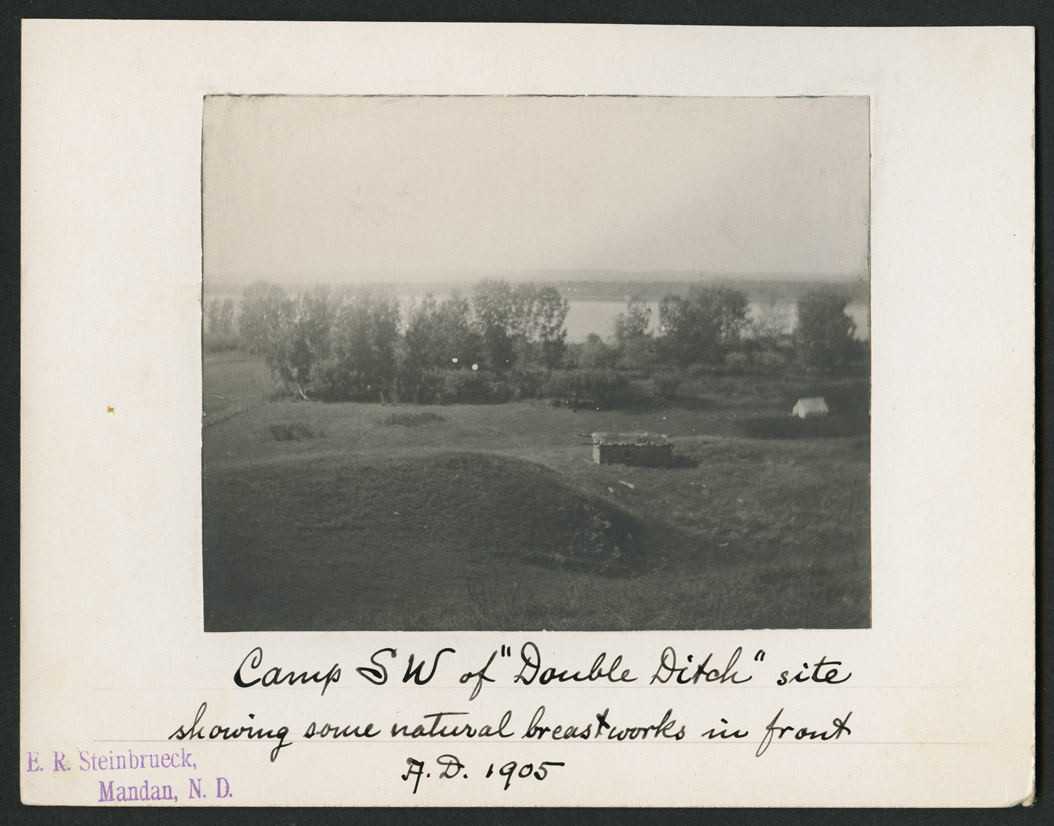 Camp Southwest of Double Ditch