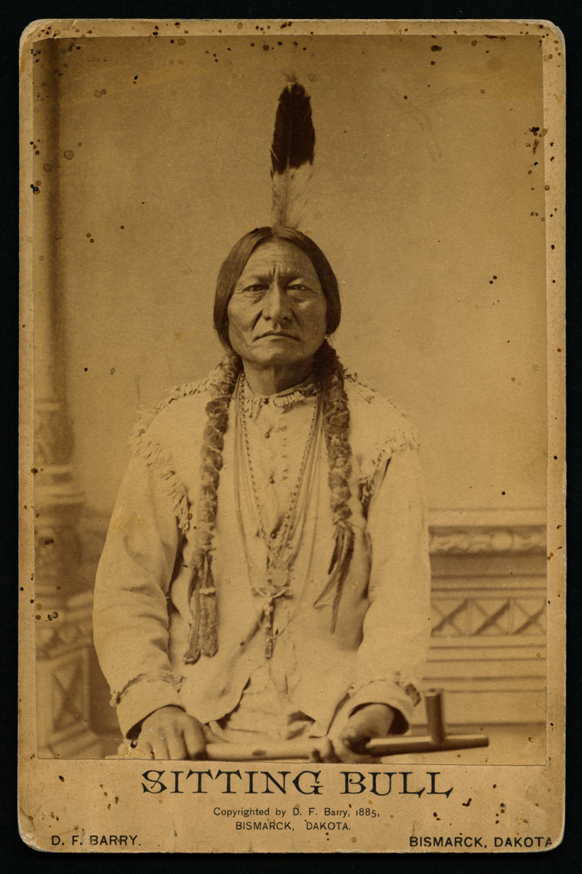 an essay on sitting bull The tragic, yet true tale of sitting bull, the leader of the hunkpapa lakota sioux tribe who led his people's resistance against the united states, sung by musician.