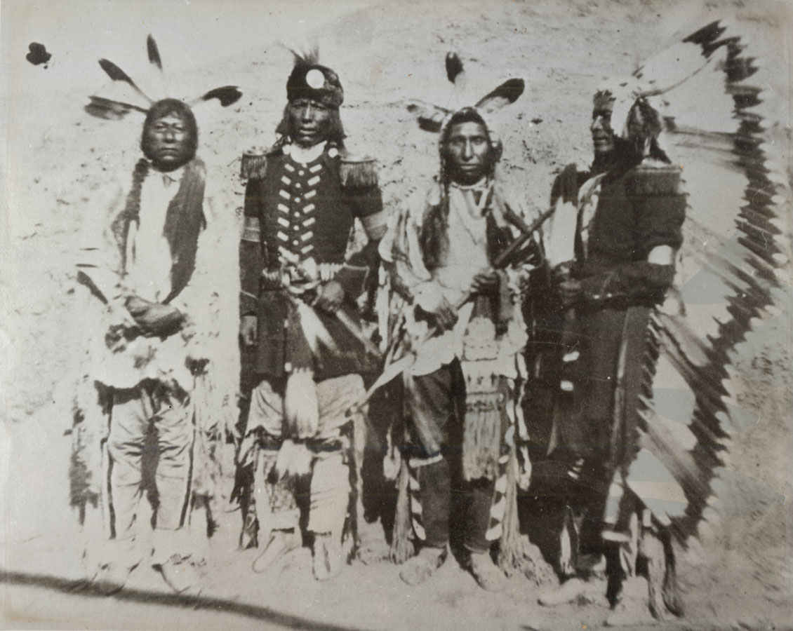 a history of the battle of the little big horn between the native american indians and the american  The battle of the little bighorn was fought far ranging movements toward the headwaters of the tongue and little bighorn rivers the indians big village be.