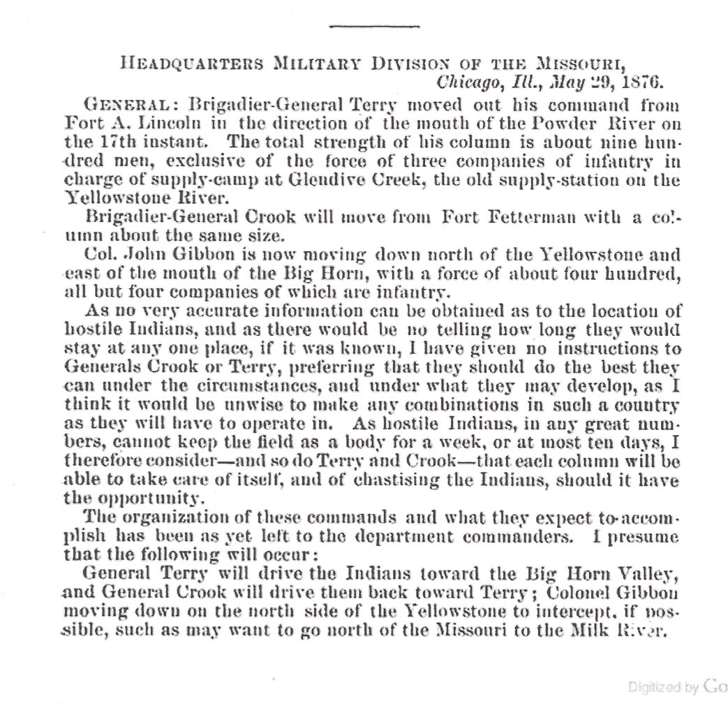 Section 5 the battle of the rosebud and the little big horn north sheridan biocorpaavc Images