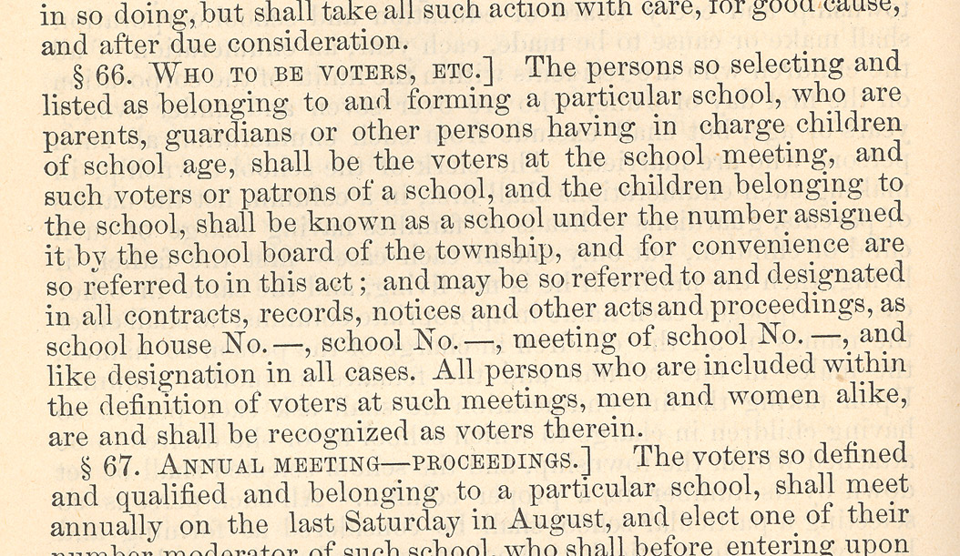 1883 Voting Law