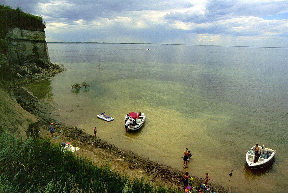 Gov't Bay, Lake Sakakawea