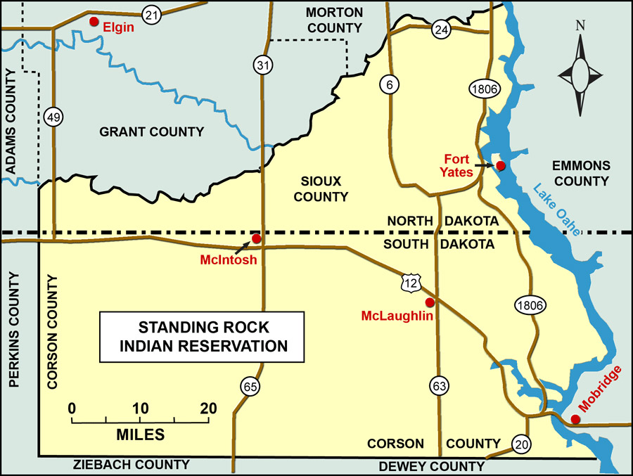 Section 3 The Taking  North Dakota Studies