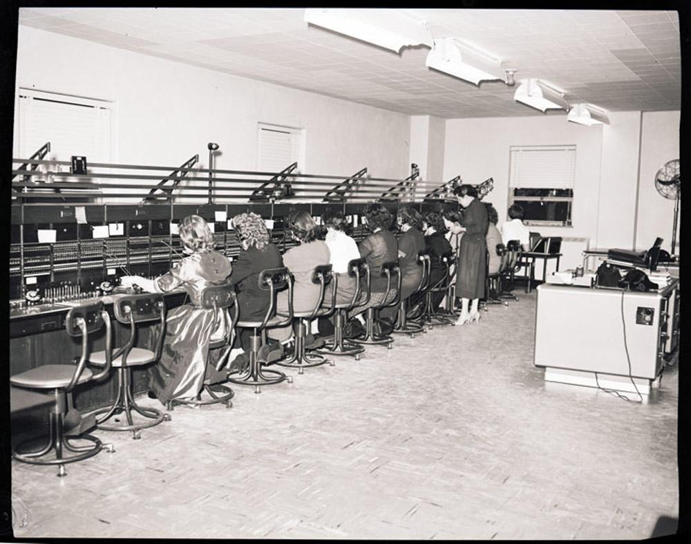 Section 1 Telephone North Dakota Studies How To Install Wiring Myself Locate Underground Bell 54 46 2