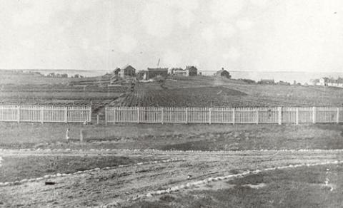Fort Totten Agency