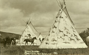 Sioux Camp