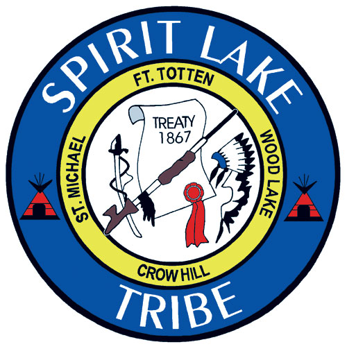 Spirit Lake Trabe Logo