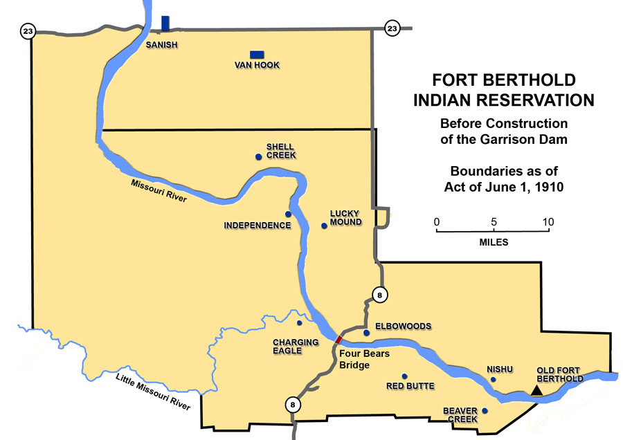 Fort Berthold Indian Reservation