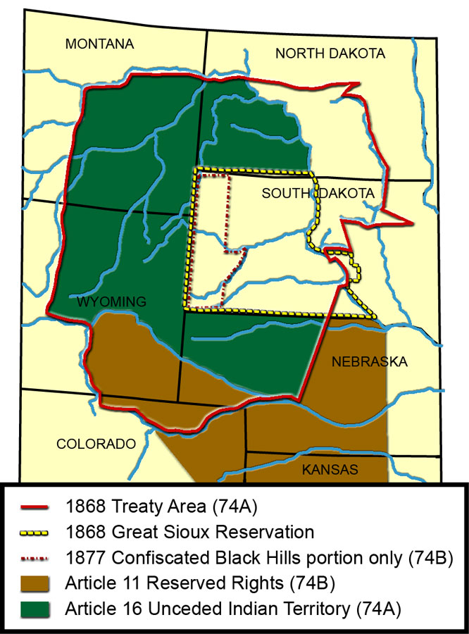 Sioux Land Claims