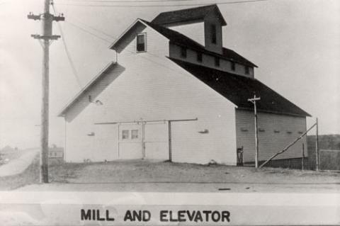 Mill and Elevator