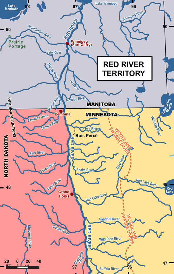 Red River Territory