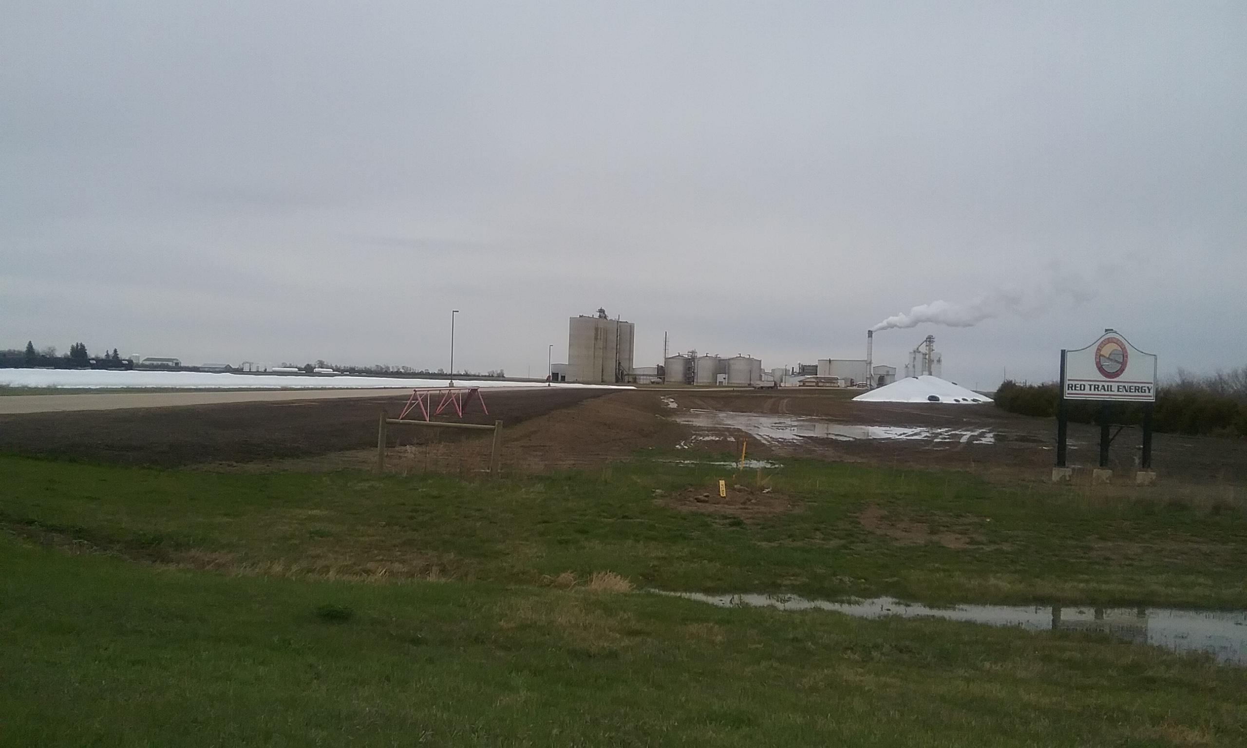 Richardton Ethanol Plant
